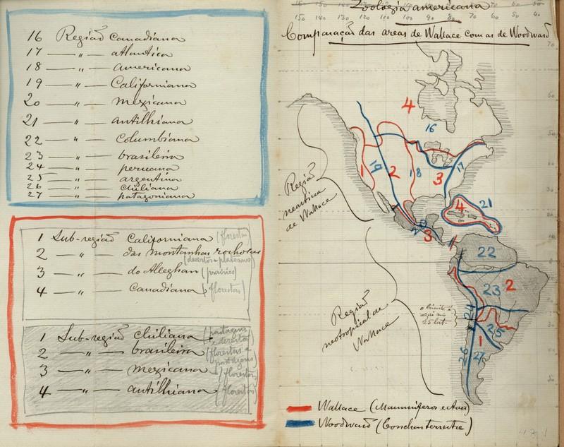 Indicações sobre a distribuição geográfica dos moluscos terrestres na América