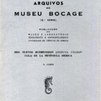 Dos nuevos Bupréstidos (Insecta, Coleoptera) de la Península Ibérica