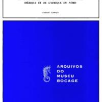 Sur la systématique des Barbeaux (genre et sous-genre Barbus) de la Péninsule Ibérique et de l'Afrique du Nord)