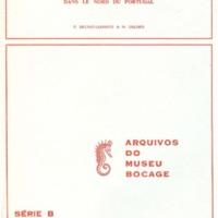Note sur la présence de Tadarida teniotis (Rafinesque, 1814) et Pipistrellus kuhlii (Kuhl, 1819) (Mammalia, Chiroptera) dans le Nord du Portugal