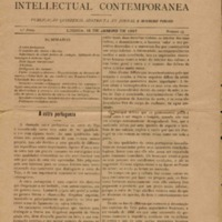 Revista Intellectual Contemporanea